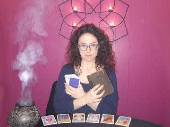 RuthMorganTarot - Tarot Cards and Career And Work